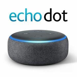 *Brand New In Box* Amazon Echo Dot Gen 3rd w/Alexa